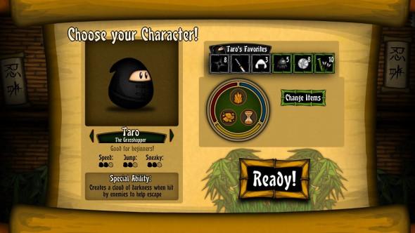 Sneaky Ninja 3