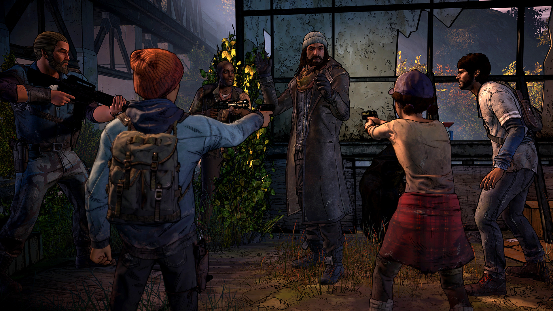 3rd-strike com   The Walking Dead A New Frontier 4