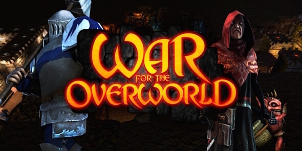War for the Overworld unleashes a spiffy new Survival Mode