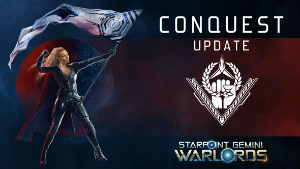 Huge Starpoint Gemini Warlords Update Drops