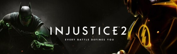 Choose the right gear in Injustice 2