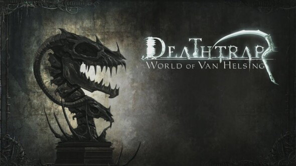World of Van Helsing: Deathtrap out now on Xbox One