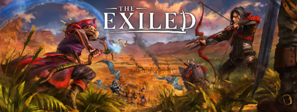 The Exiled release date for Steam revealed
