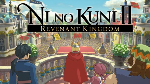 Ni No Kuni II: Revenant Kingdom announced for PlayStation 4 and PC
