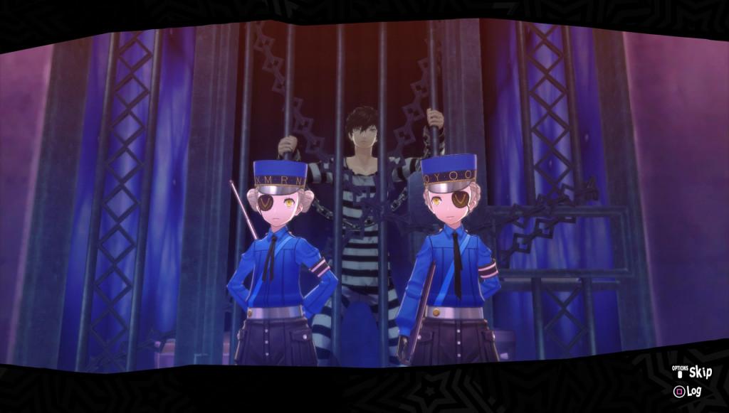 Persona 5: Velvet Room_2