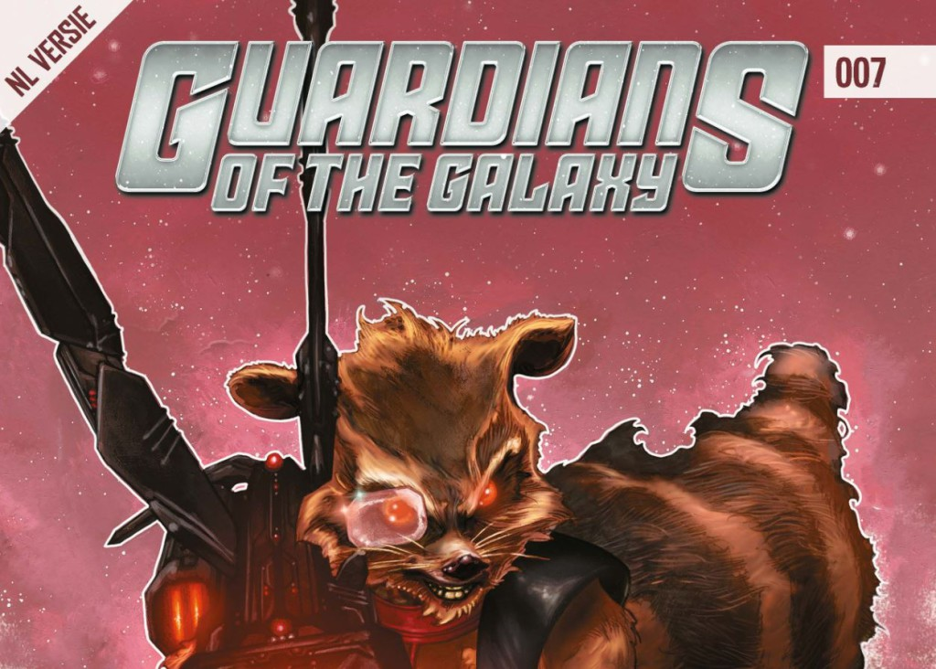 Guardians of the Galaxy #007 Banner