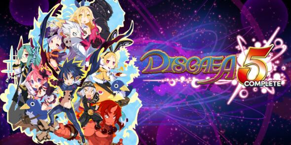 Disgaea 5 Complete – New Trailer!