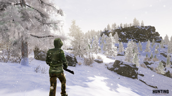 New Hunting Simulation game announced!