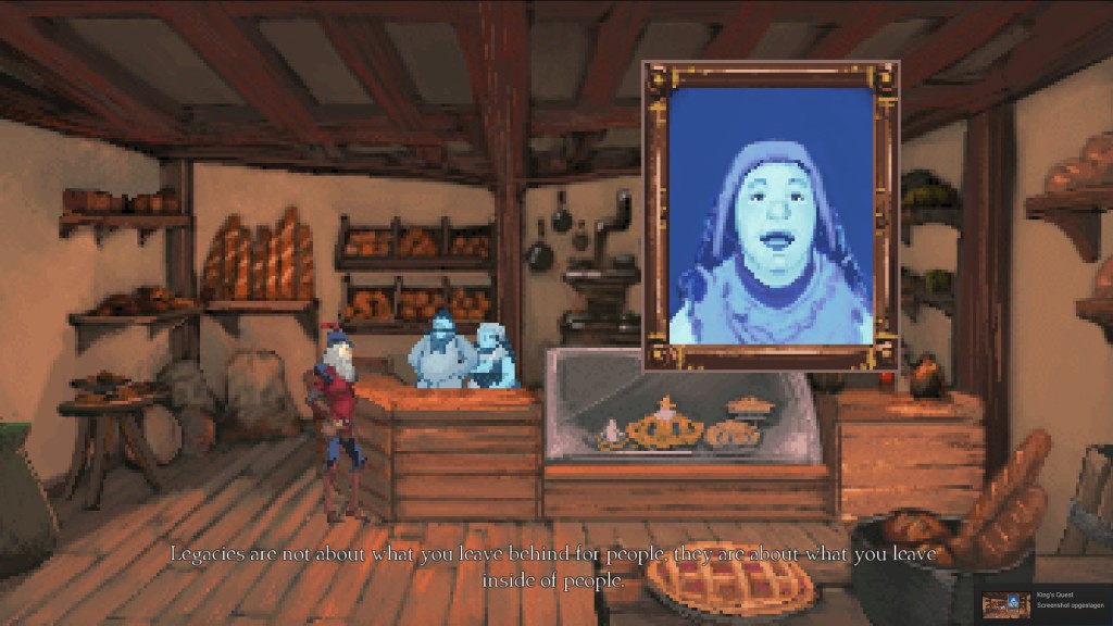 Kings Quest The Good Knight 4