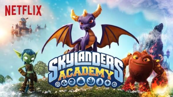 Skylanders Academy gets a third season
