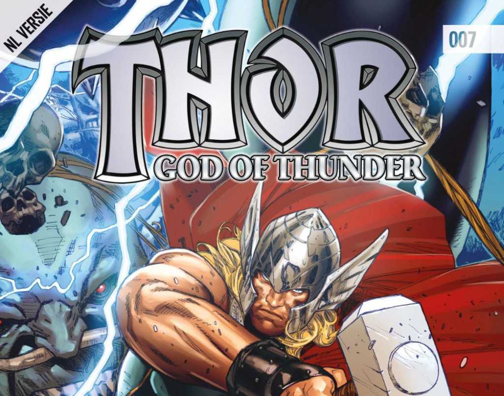 Thor God of Thunder #007