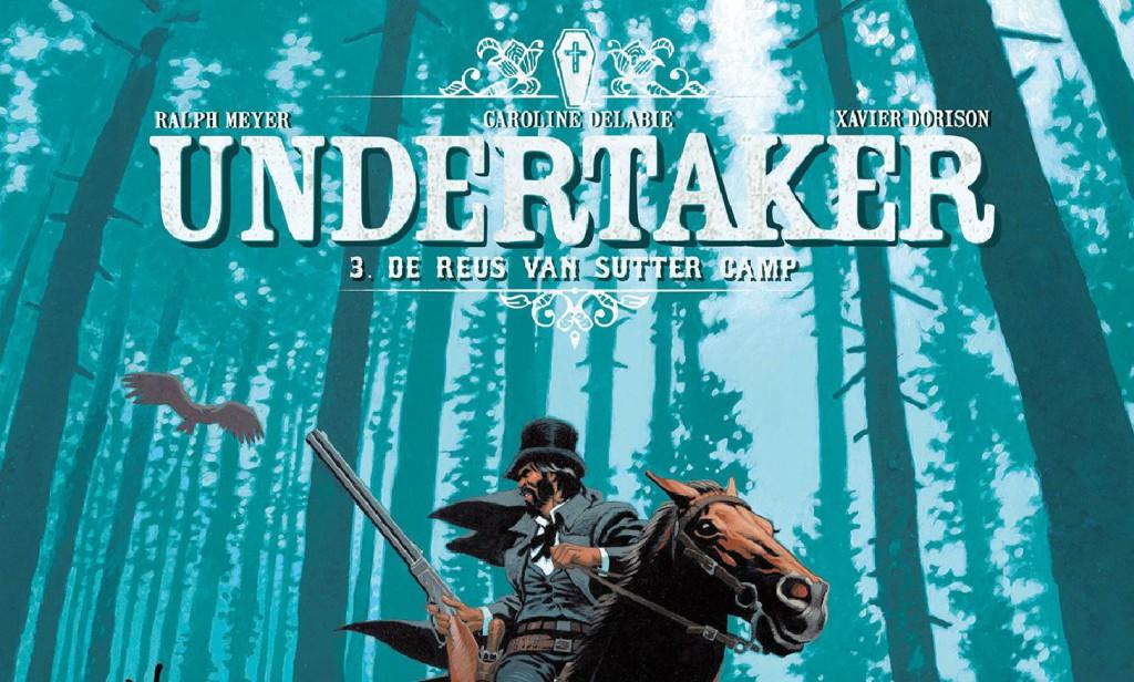 Undertaker #3 De Reus van Sutter Camp Banner