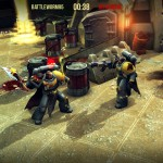 Warhammer 40000 Space Wolf - screenshot 2