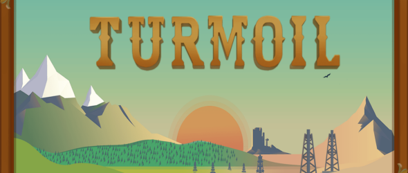 Turmoil : Now available on iPad