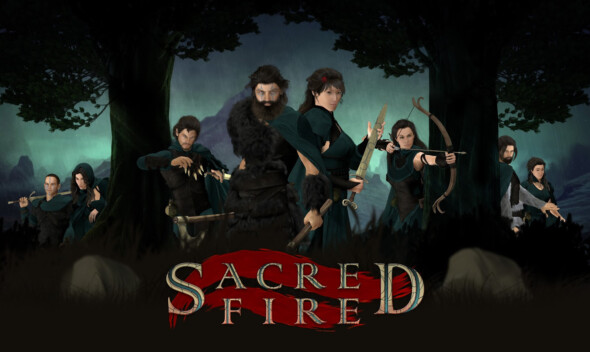 Sacred Fire – An Exciting New Psychological RPG Arrives On Steam Greenlight