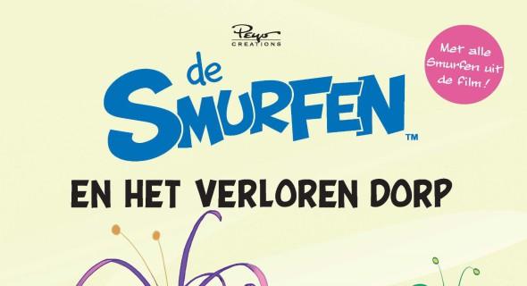 De Smurfen en het Verloren Dorp Banner