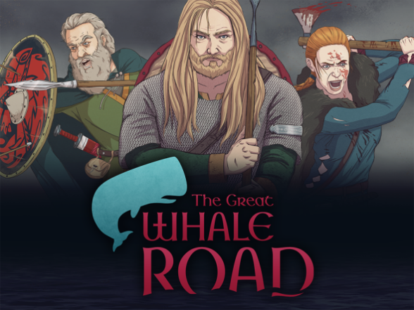 The way is paved to the release of The Great Whale Road