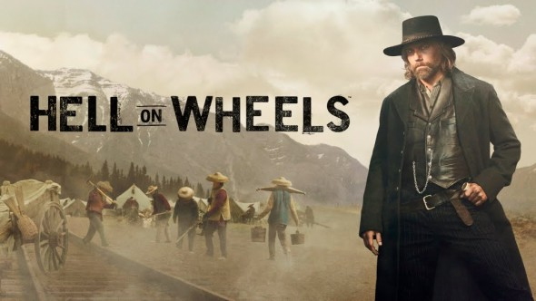 Hell on Wheels Banner