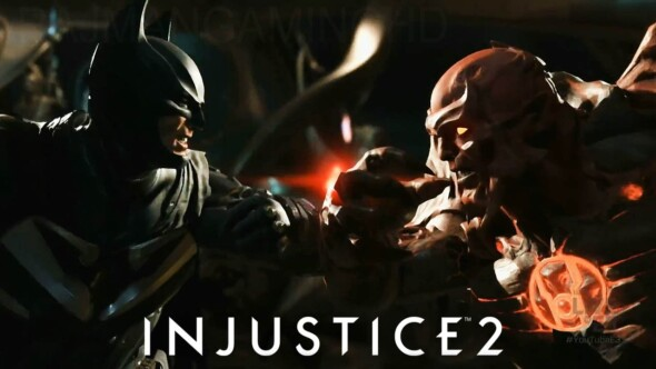 New Injustice 2 trailer reveals Doctor Fate