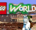Explore the final frontier in the new content for LEGO Worlds