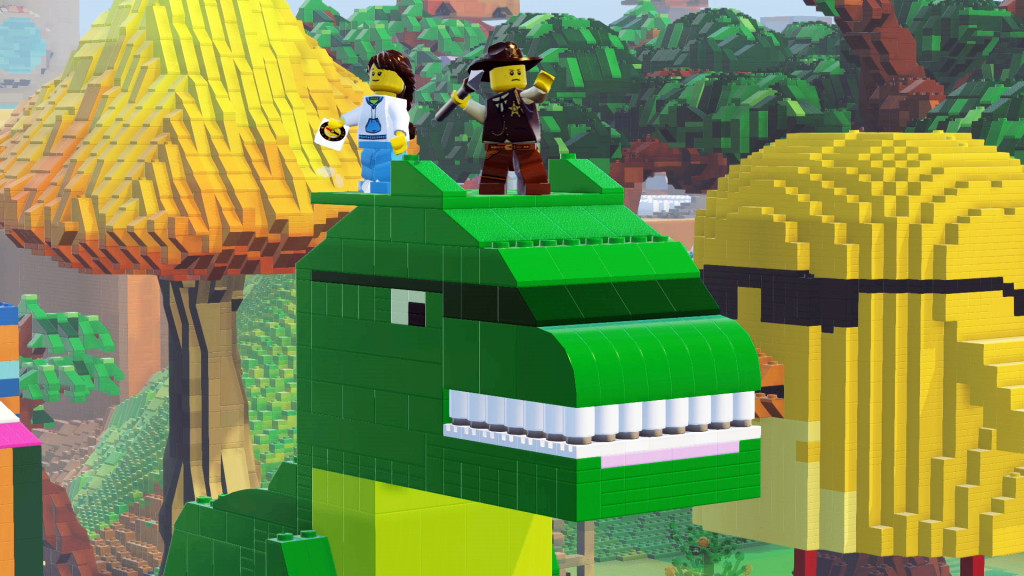 LEGO Worlds 2