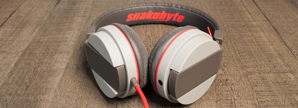 Snakebyte Headphone
