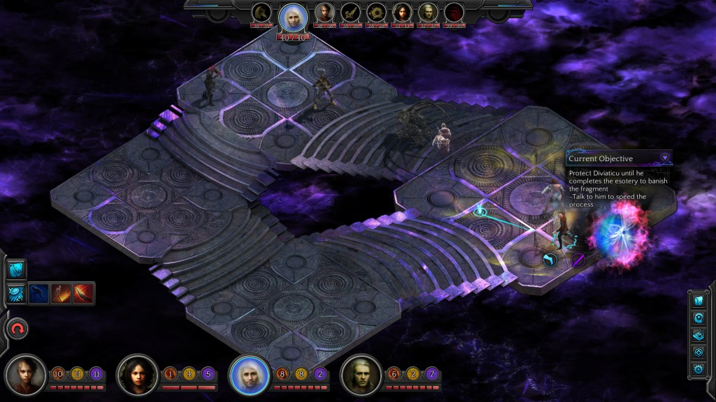 Torment Tides of Numenera character mind scape
