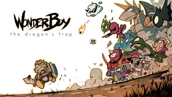 Wonder Boy: The Dragon's Trap announced