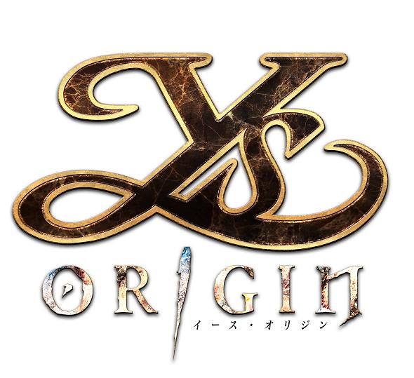 Ys Origin_logo