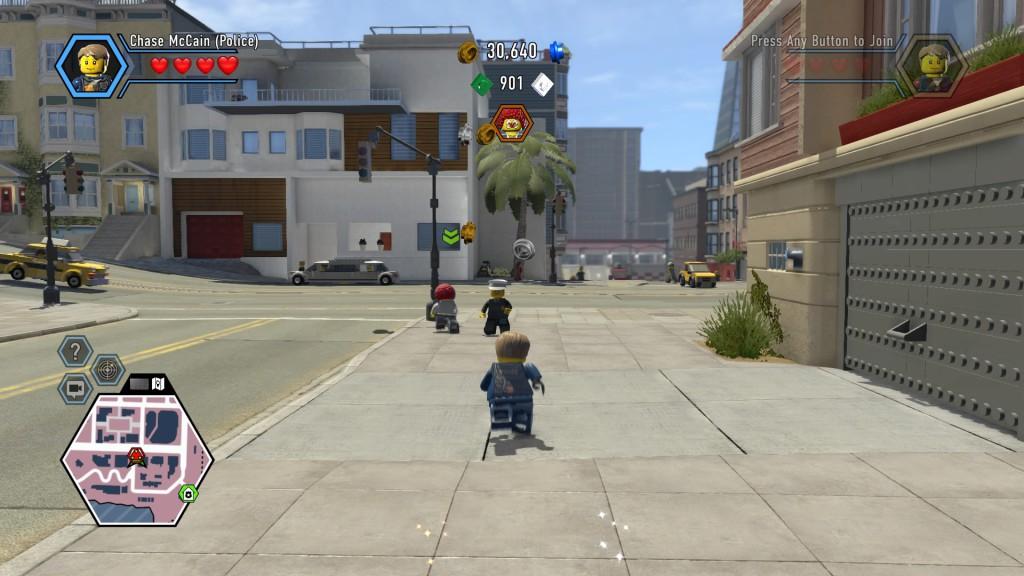 Lego City Undercover 3