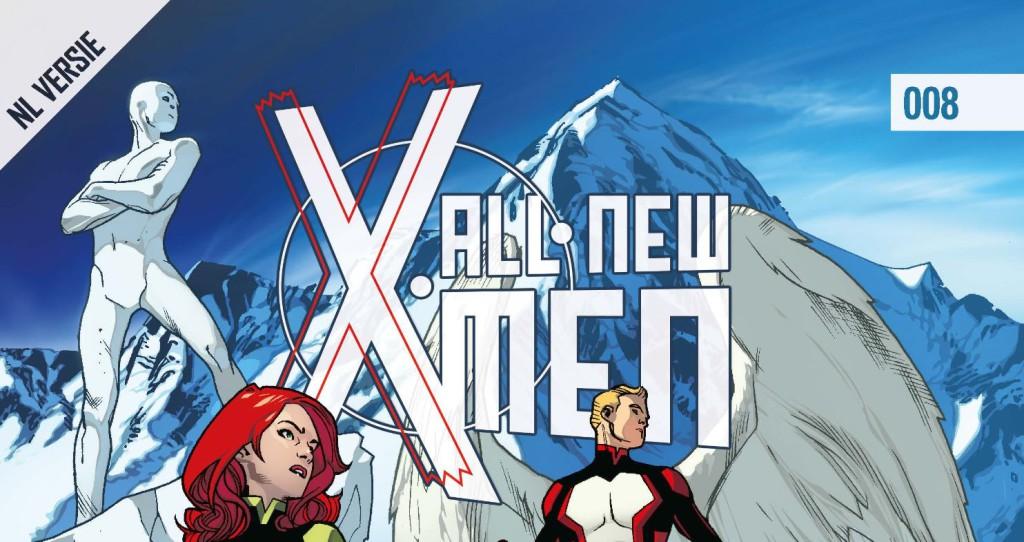 All New X-Men #008 Banner