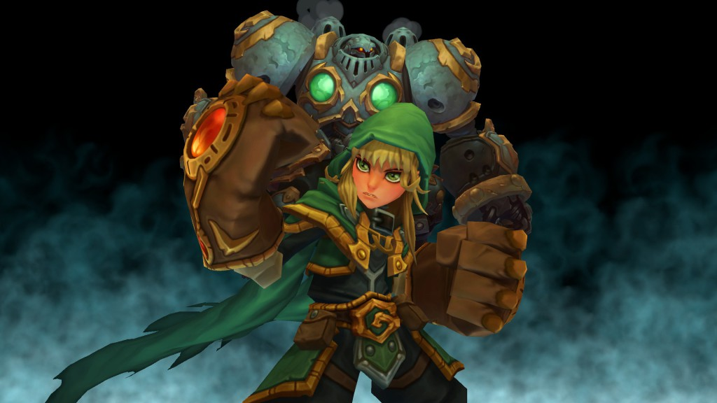 Battle Chasers Nightwar 1