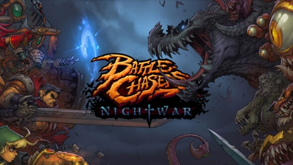 Battle Chasers: Nightwar out now on Nintendo Switch