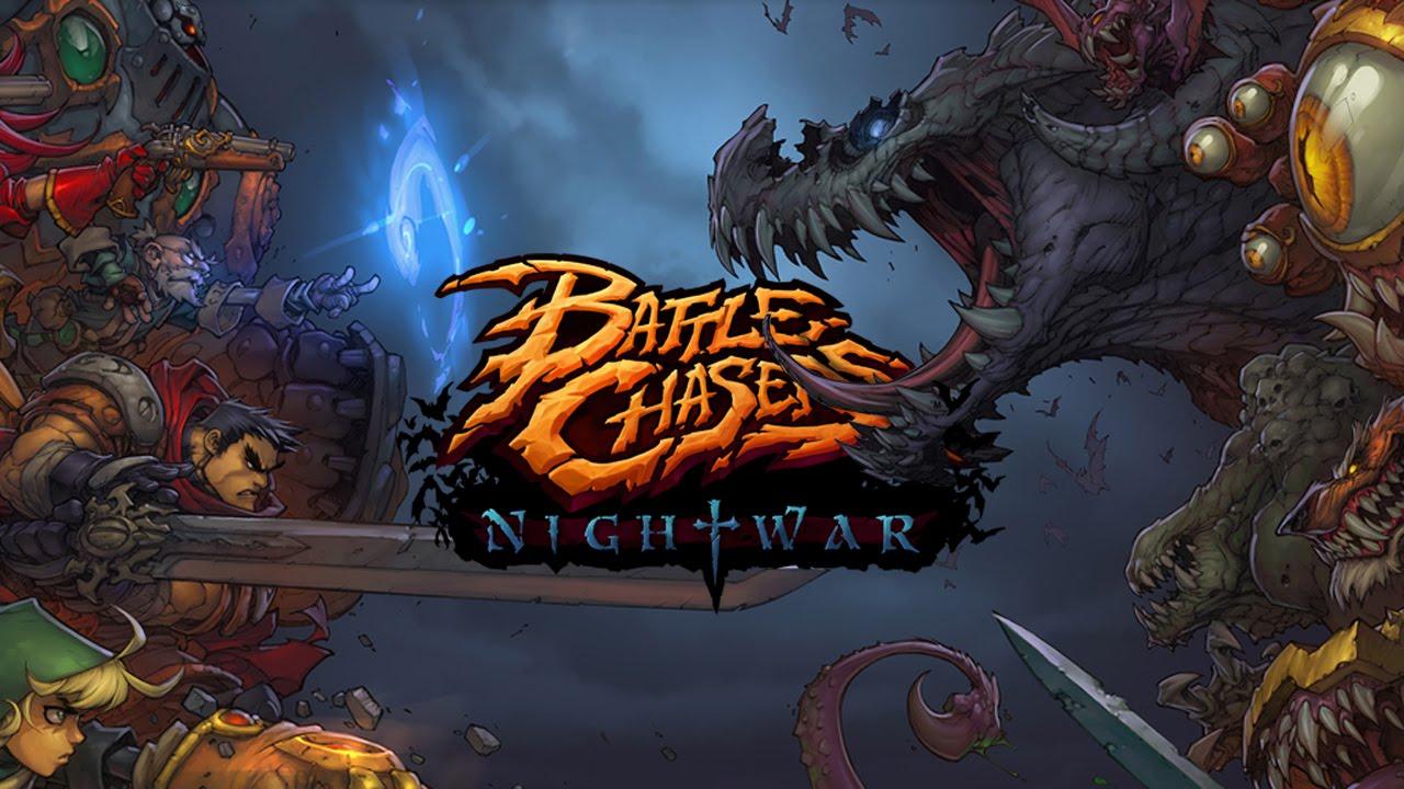 Battle Chasers Nightwar