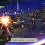 Samurai Warriors S.O.S -Battle_Passage of Time