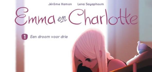 Emma en Charlotte titel