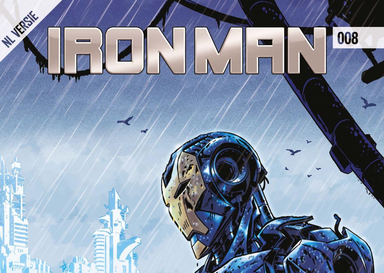 Iron Man #008 Banner