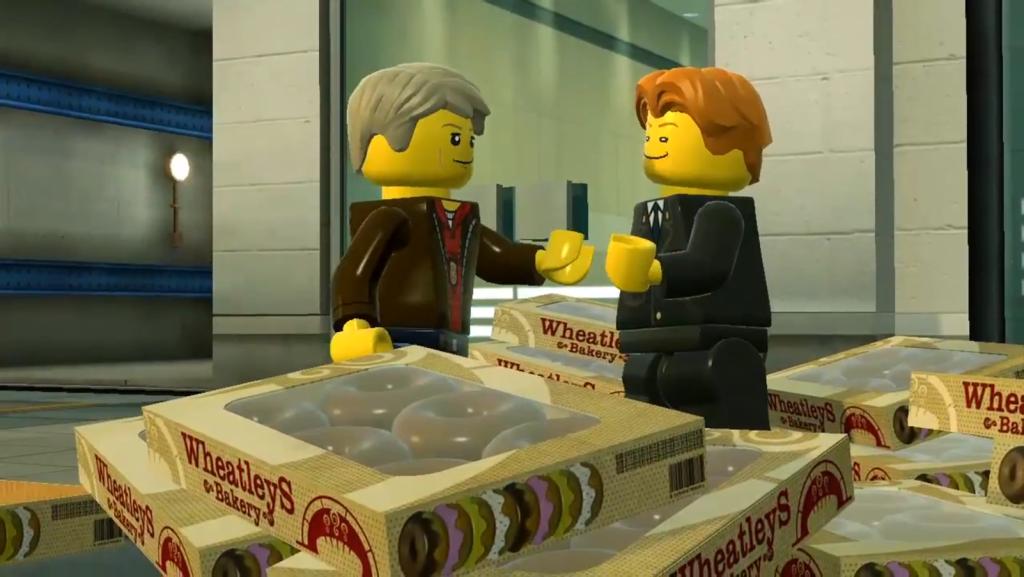 Lego City Undercover 2