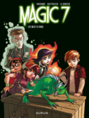 Magic 7 #3 Het Beest is terug – Comic Book Review