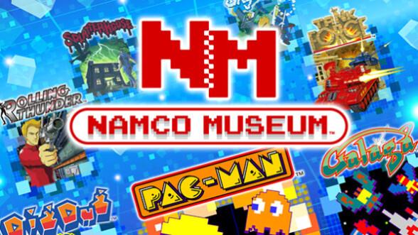 Enter the Namco Museum