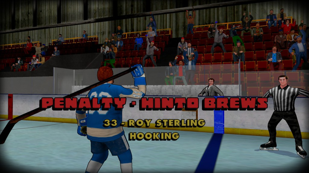 Old time hockey screen 4