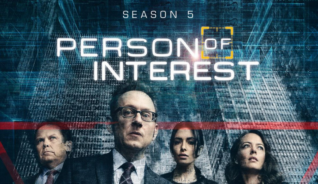 Person of Interest S5 Banner
