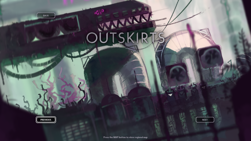 RW outskirts artwork