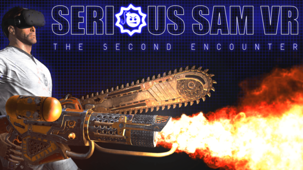 Serious Sam VR – Double Launch