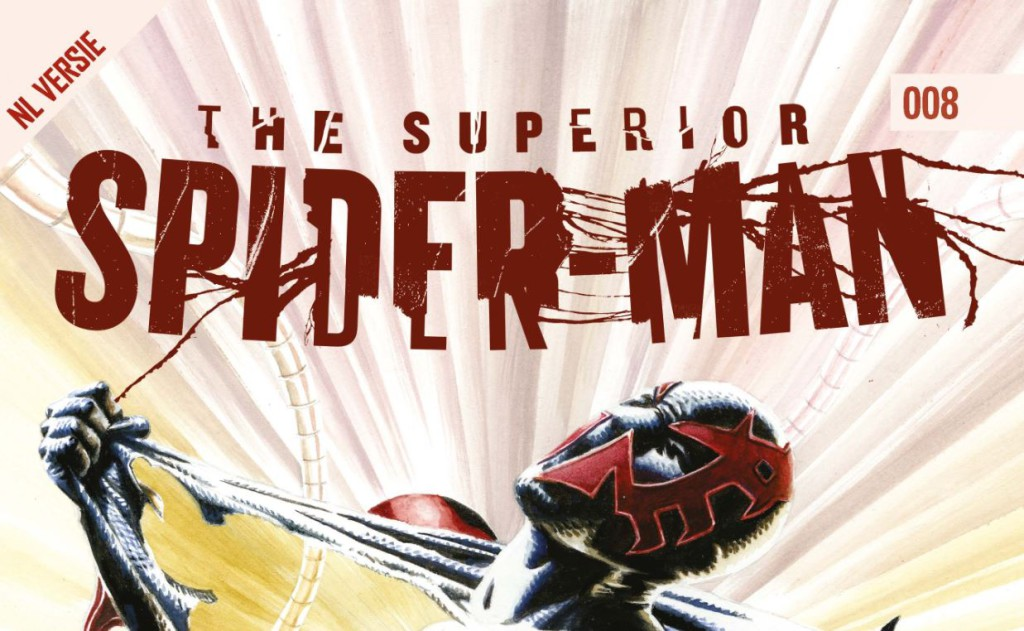 The Superior Spider-Man #008 Banner