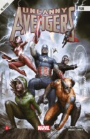 Uncanny Avengers #008 – Comic Book Review
