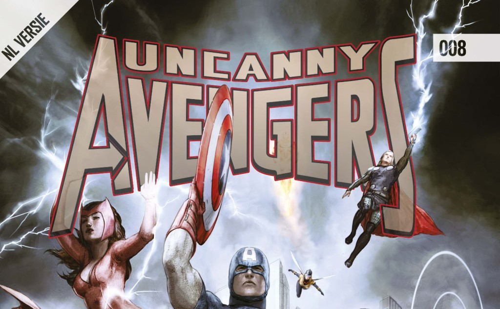 Uncanny Avengers #008 Banner