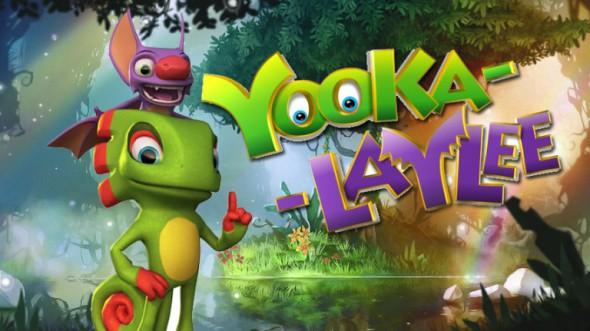 Yooka Laylee Banner