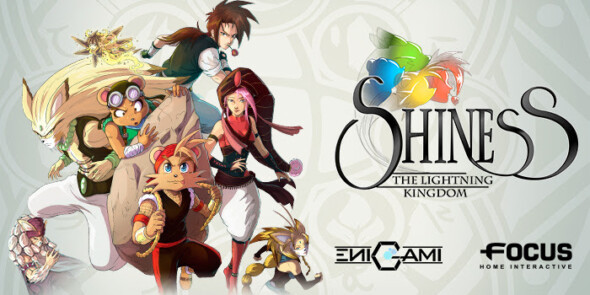 Shiness: The Lightning Kingdom is now available