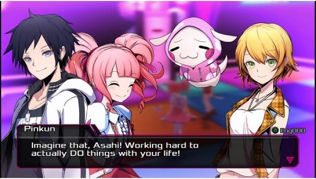 Akiba's Beat 01